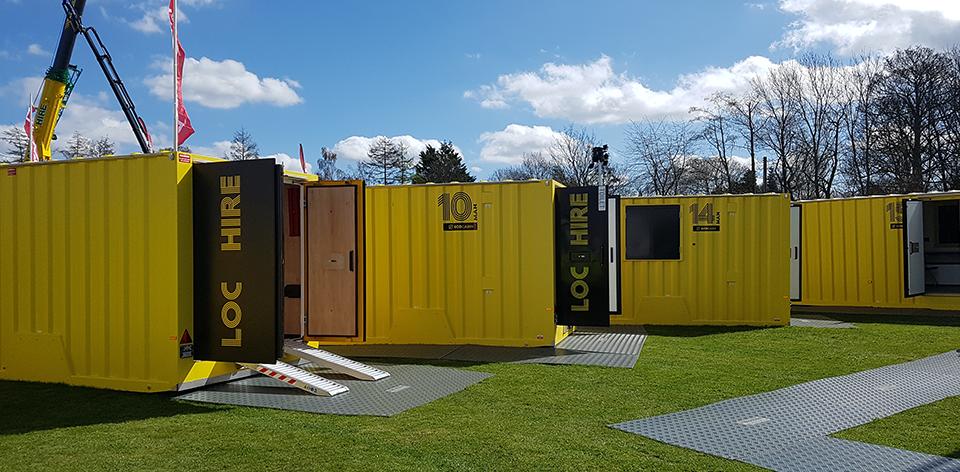 Loc Hire Scotland – Mobile Welfare, Tower Lights, Accomodation Scotland