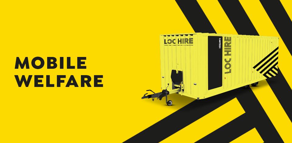 Mobile Welfare Cabins Scotland